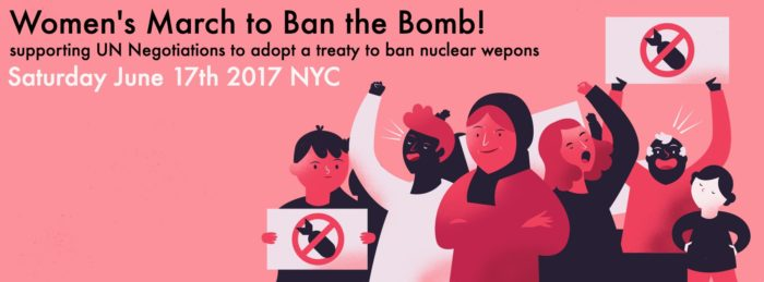 Women's March to Ban the Bomb